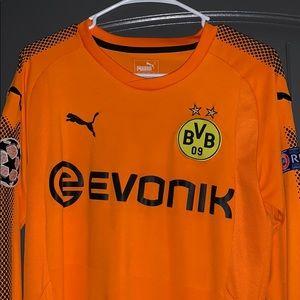 Borussia Dortmund Keeper away kit
